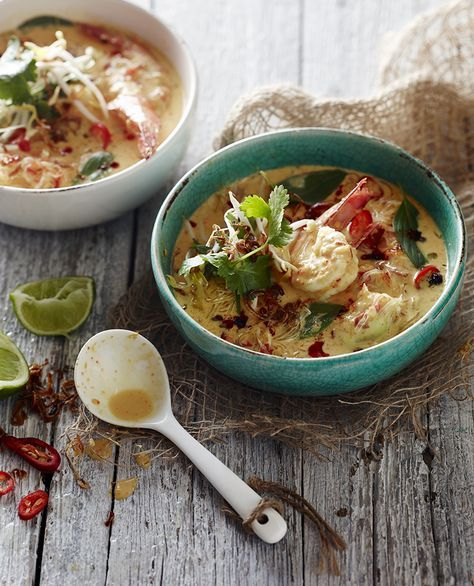Quick prawn laksa pete evans paleo food ideas pinterest pete here is the recipe for pete evans quick prawn laksa from his cook book titled family food 130 delicious paleo recipes for everyday forumfinder Images