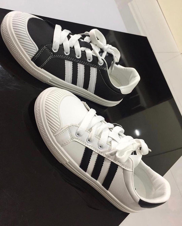 sepatu import Category Sepatu Sneaker Material kulit PU