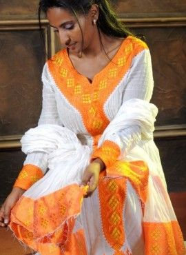 Ethiopian cultural clothes - habesha kemis for sale | Things to ...