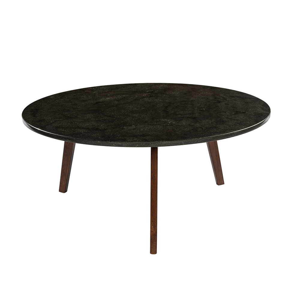The Stella Marble Coffee Table Is Made Of Real Italian Marble For Top And Solid Wood For Leg Very S Black Marble Coffee Table Marble Coffee Table Coffee Table [ 1000 x 1000 Pixel ]