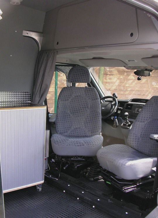 Ford Transit Stealth Camper With Images Ford Transit Camper