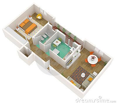 Tiny Apartment Floor Plans ah, the humble studio apartment. at one time, this dwelling was