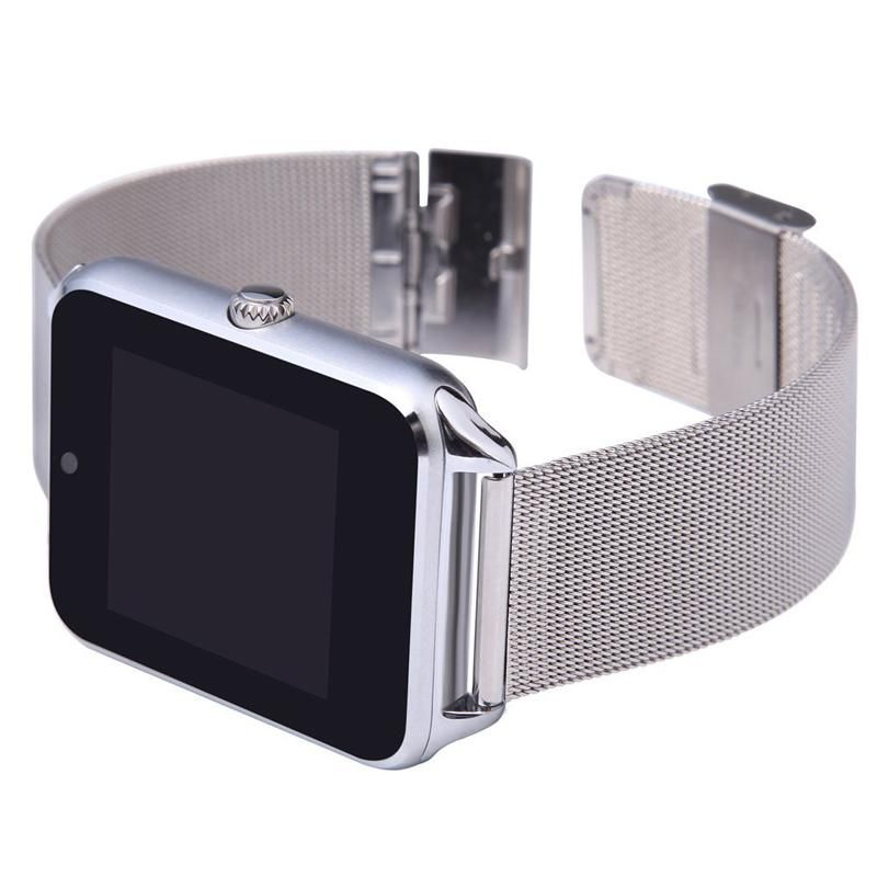 Steel Smart Watch Android Support SIM TF Card For Xiaomi