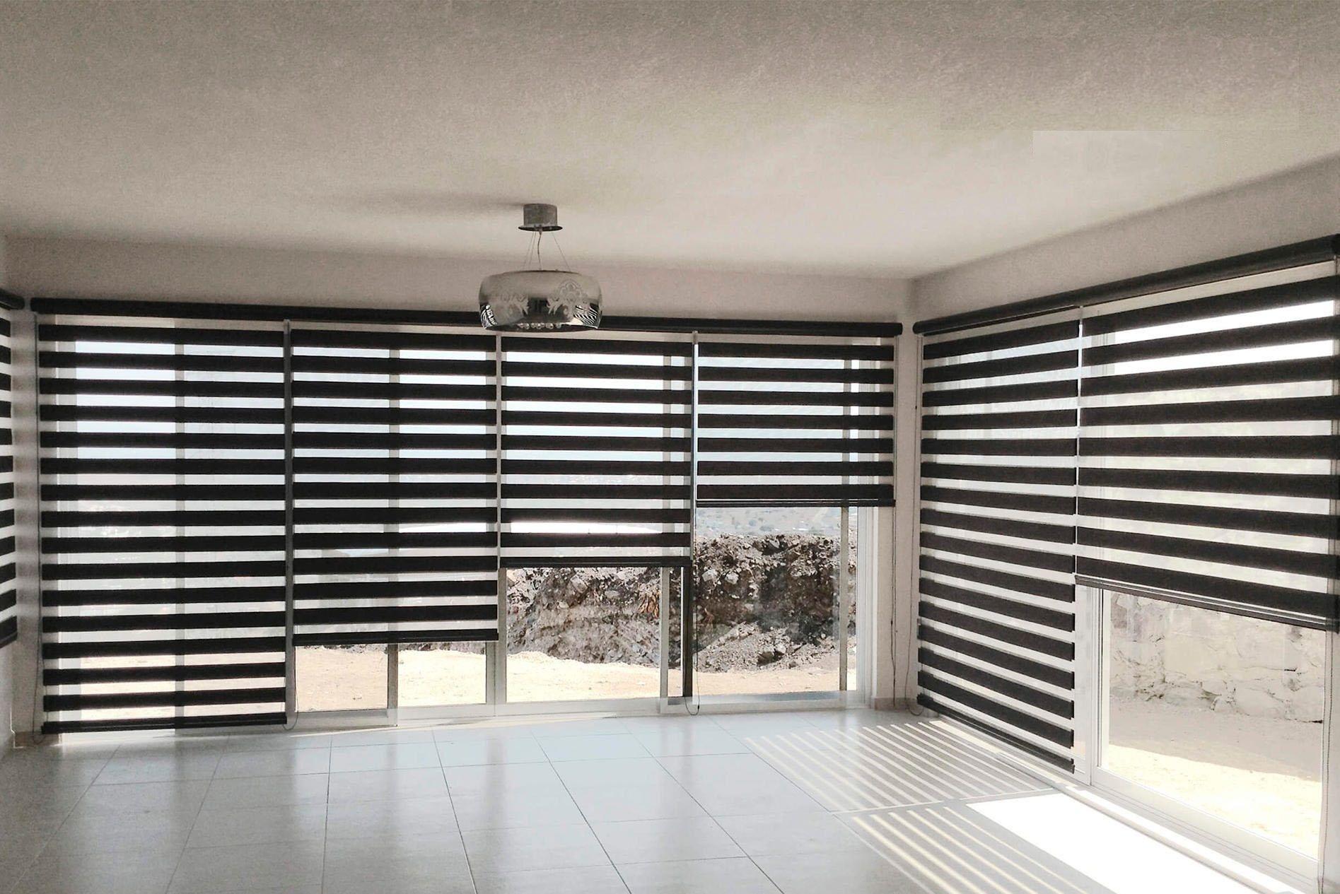 Ya contamos con persianas sheer elegance romanas enrollables panel japon s venecianas - Persianas venecianas verticales ...