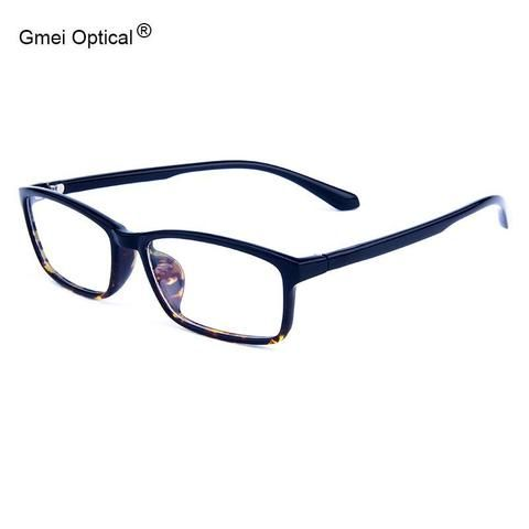 d34a11b68f34 Multicolor Rectangular Ultralight TR90 Full-Rim Optical Frame Spectacles  For Men Female Myopiamodlilj