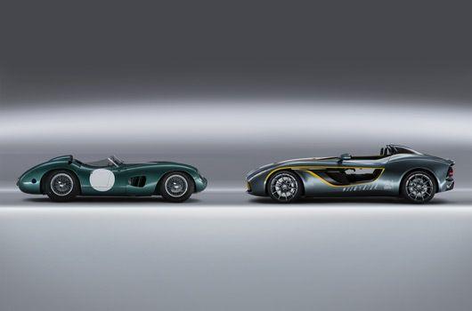 Concepto Aston Martin CC100 Speedster