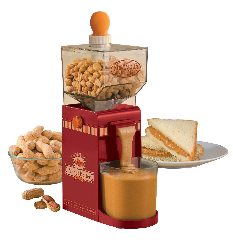 Peanut Butter Maker   Praktisch und Essen