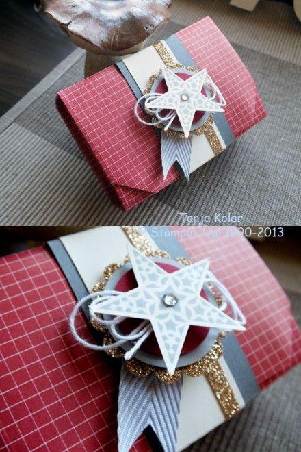 schnelle geschenke box seid kreativ mit tanja verpackungen pinterest geschenke box und. Black Bedroom Furniture Sets. Home Design Ideas