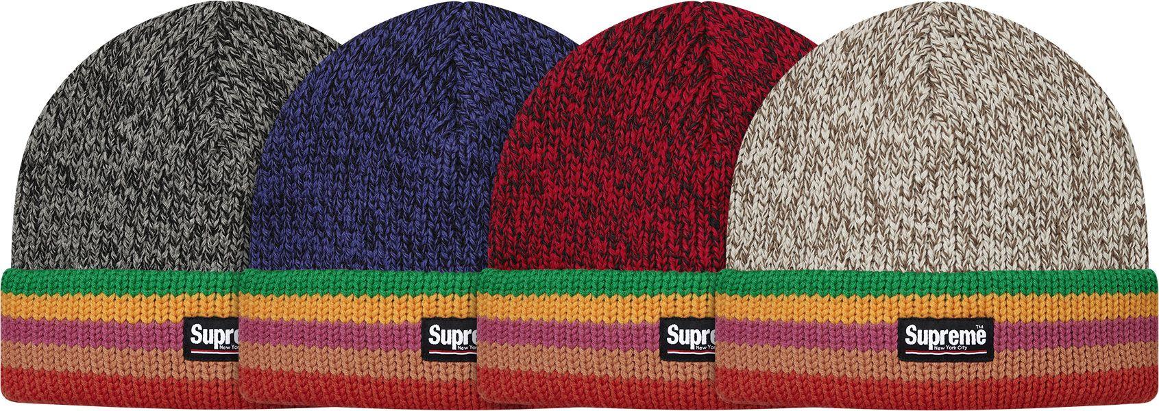 03ba77c94cc Supreme Ragg Wool Beanie