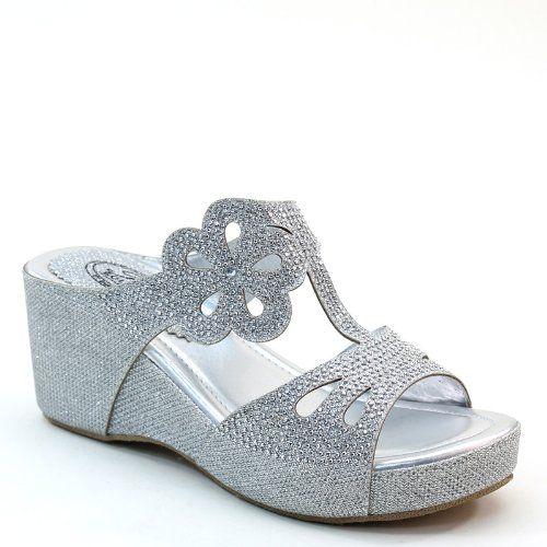 Brieten Women's Floral Hollow Strappy Wedge Heel Mule Sandals (8, Silver) Brieten,http://www.amazon.com/dp/B00IMTP0OM/ref=cm_sw_r_pi_dp_YdVxtb1F0261HMJR