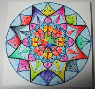 Souvenir De Ma Vie Tekenen Mandala Souvenirs