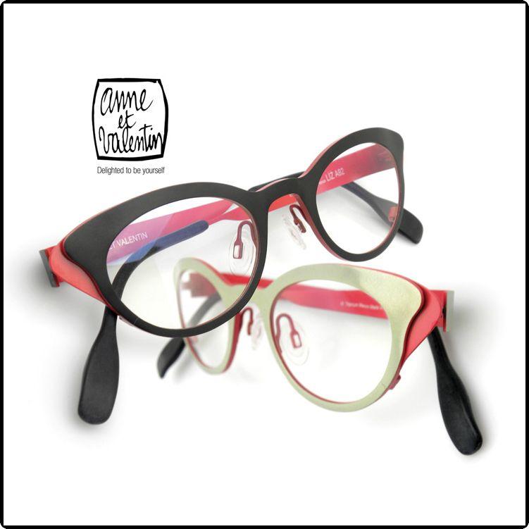 ANNE-ET-VALENTIN-FRAME-LIZ | Anne et Valentin Eyewear | Pinterest ...