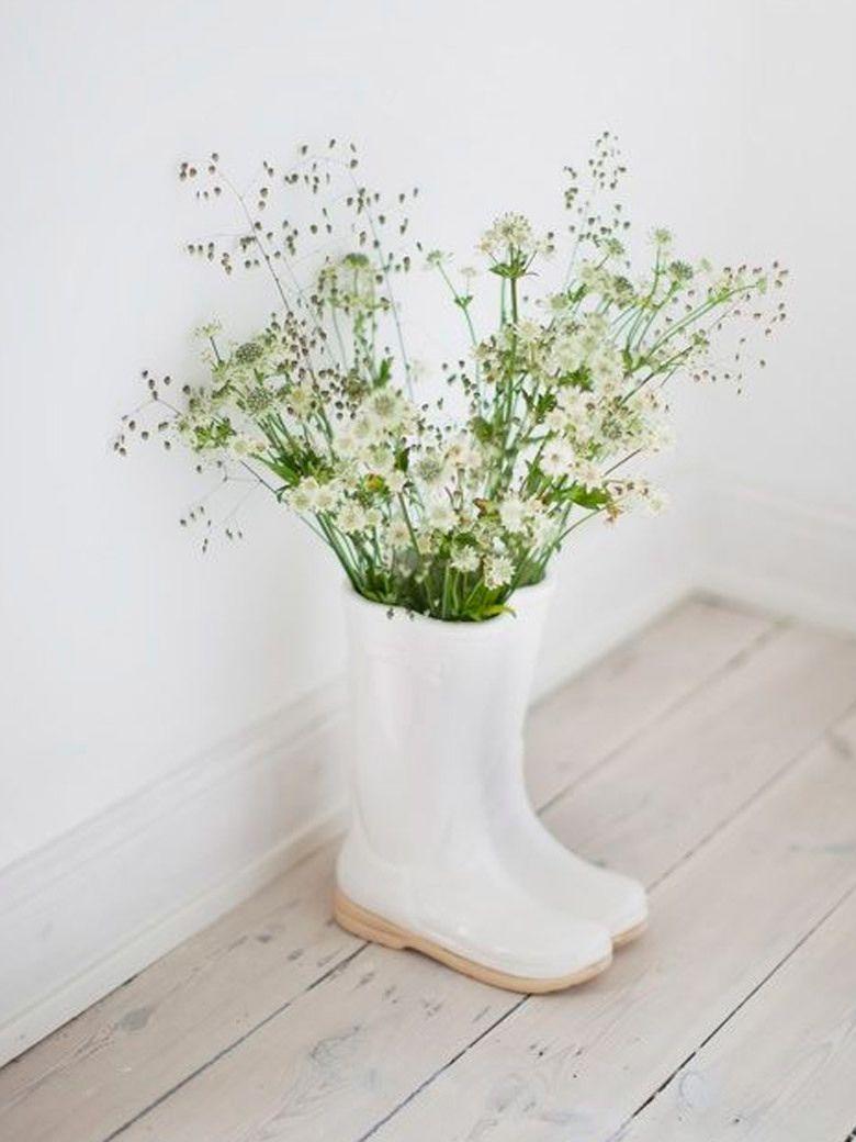 Les bottes de jardin