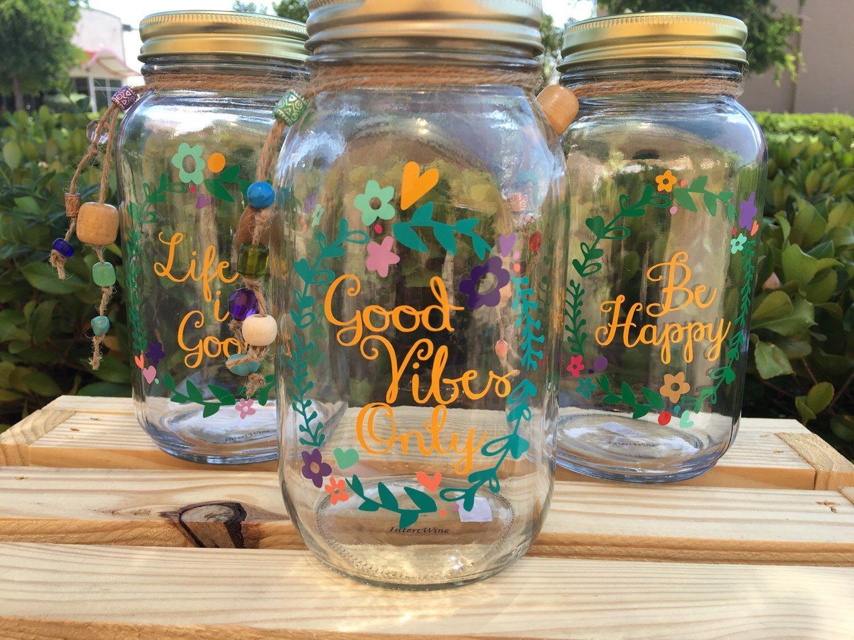 Decoration Mason Jar Hippie Jar Mason