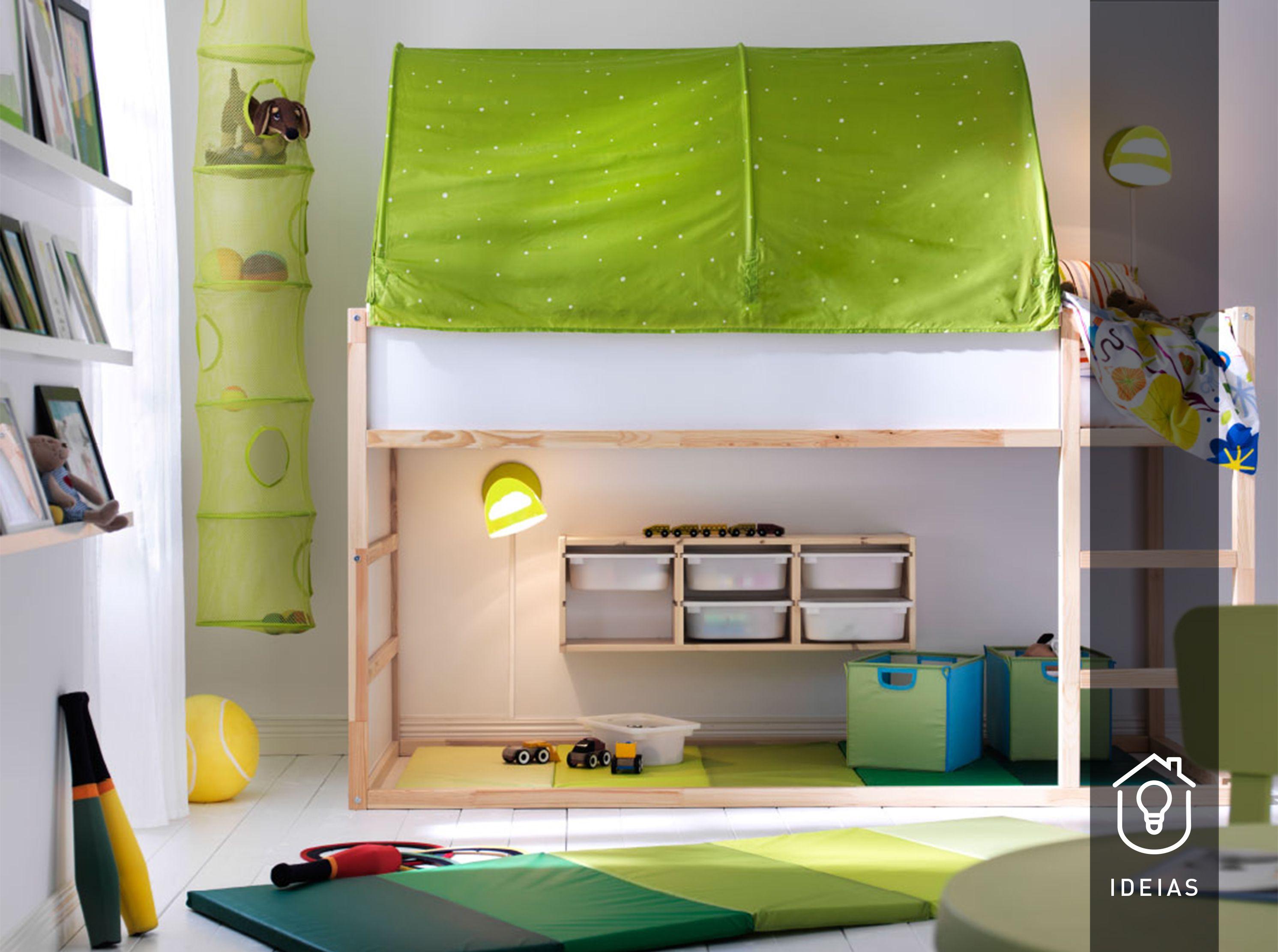 4 bedroom loft  Ideias de construção e decoração do espaço  Quartos de Criança