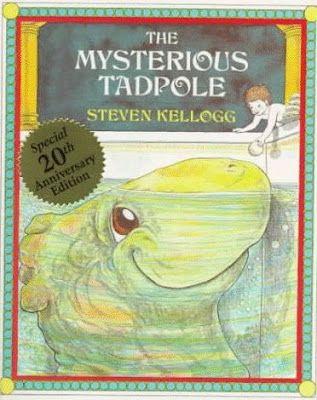 mysterious tadpole activities