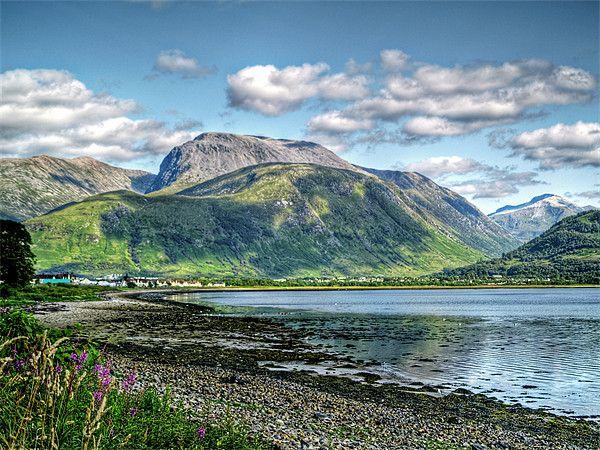Ben Nevis, Scotland, Fort William