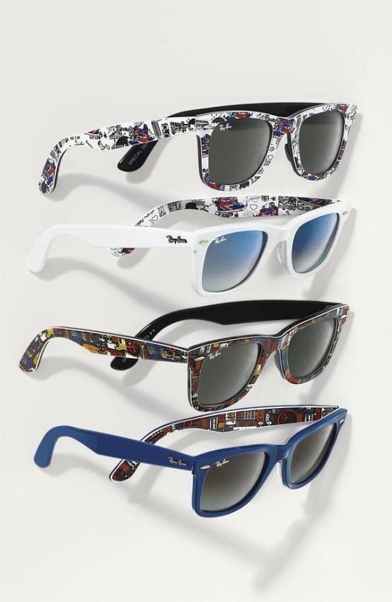9c07f4b4561 Ray-Ban  London Wayfarer  50mm Sunglasses  RayBan  RayBan via  taggto
