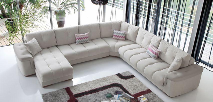The 17 Most Beautiful Corner Sofa Designs Dekorasyon Mobilya