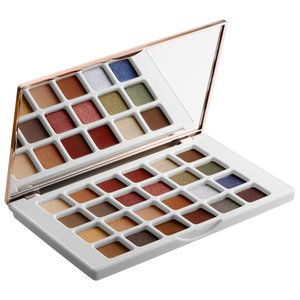 SEPHORA+PANTONE UNIVERSE - Facets of Marsala Multi-Finish Eye Palette it has the reds!!