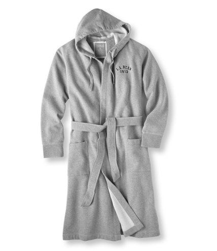 Men's Rugby Robe, Unlined | Free Shipping at L.L.Bean