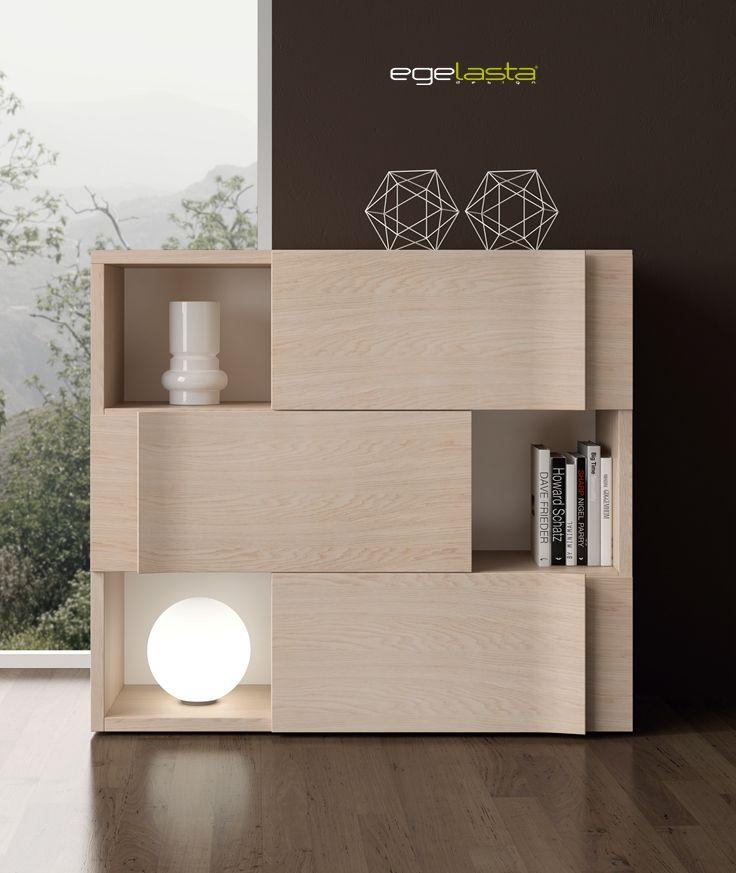 Muebles · egelasta · live · mueble · madera · moderno · aparador ...