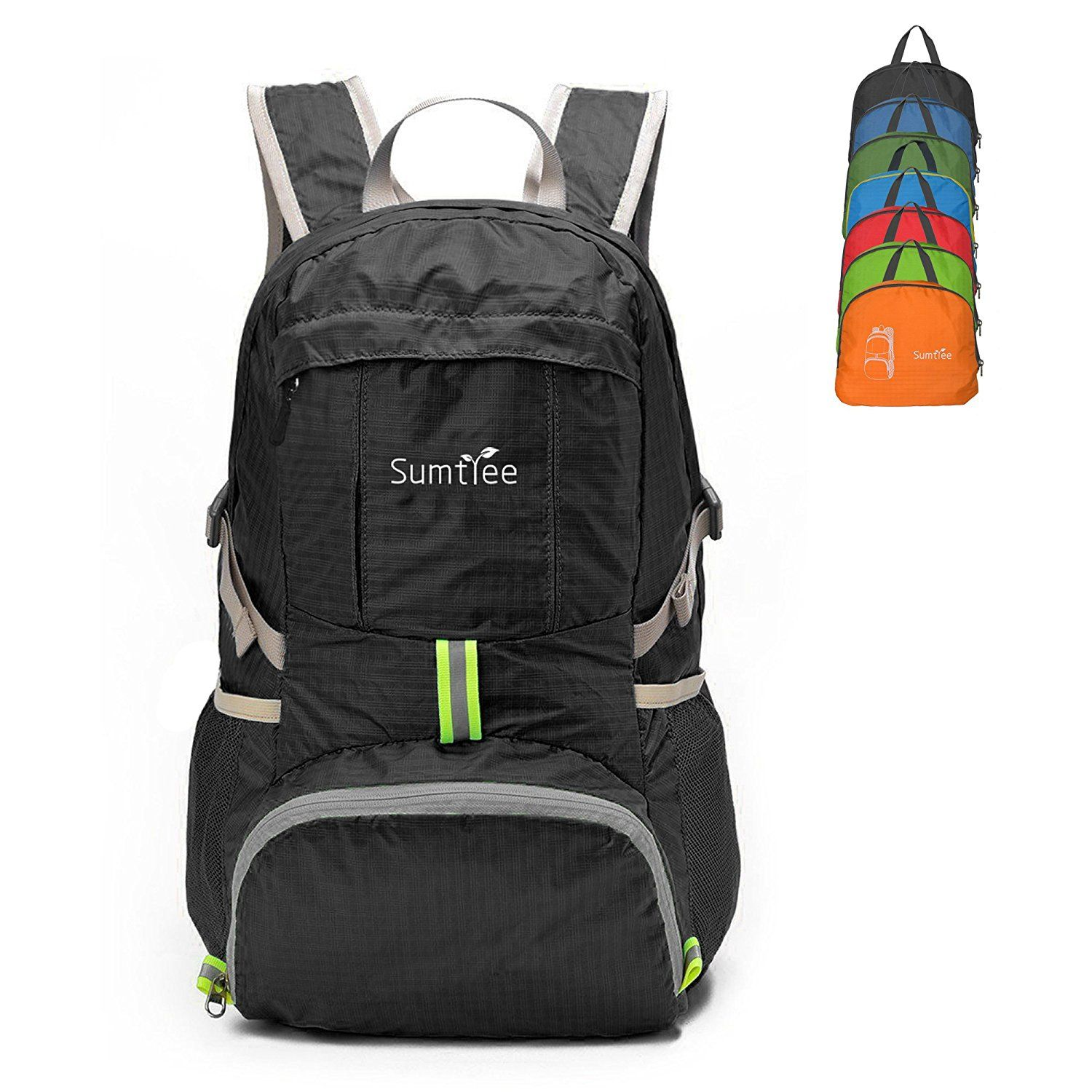 Outdoor Sports Backpack Lightweight Packable Durable Travel Hiking Backpack 35L