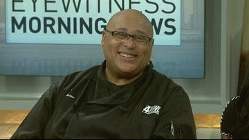 Recipe Chef Kevin Belton S Shrimp Creole With Images Fried Chicken Mustard Dipping Sauce