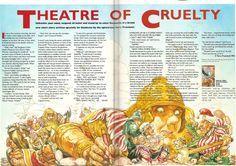 Theatre of Cruelty - A Discworld Short Story by Terry Pratchett