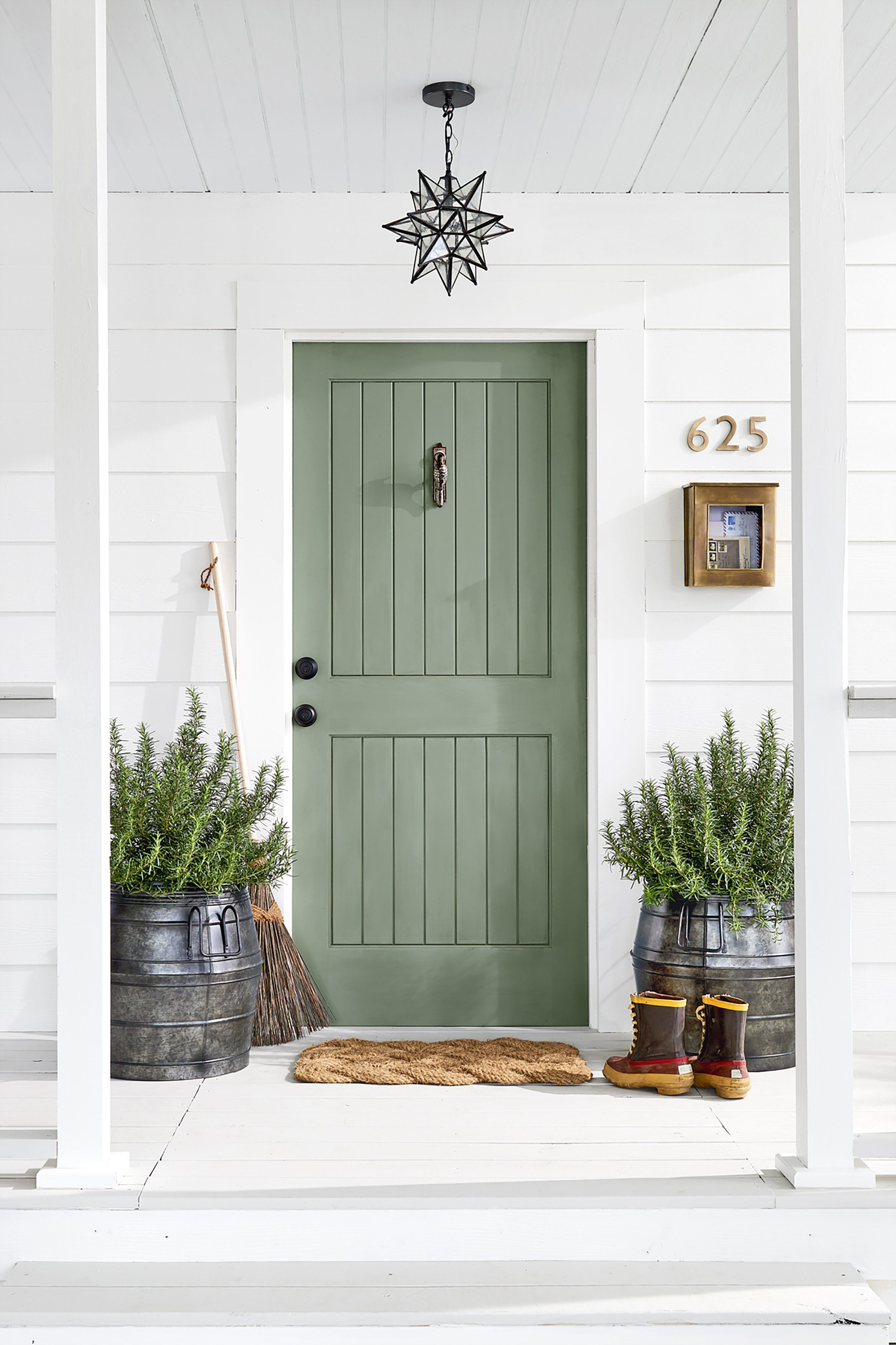 Portland Fixer Upper Inspirations For Front Door Colors