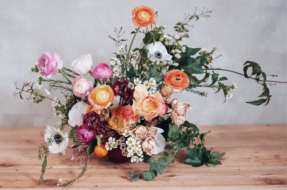 Austin Wedding Florist A Flower Grower S Sentiment Behind Wedding Flowers Ida Mayes Floristry Wedding Flowers Austin Wedding Florist Wedding Flower Design