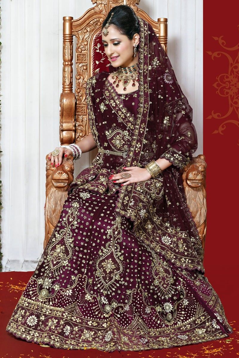Wedding-Lehenga-Designs-2015-16-for-Brides-Indian-Bridal-Lehenga ...