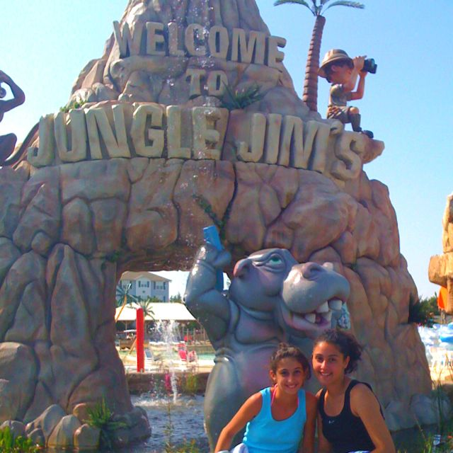 Jungle Jim S Best Water Park Rehoboth Beach Linda