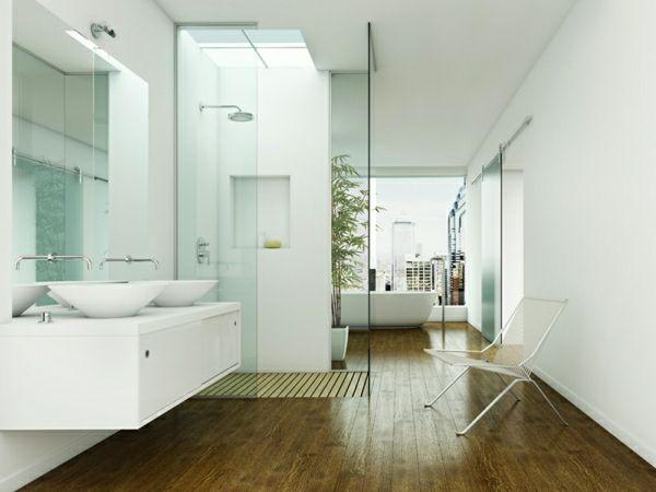 Duschwände Designs fürs Badezimmer Auf das Badezimmer-Design sollte