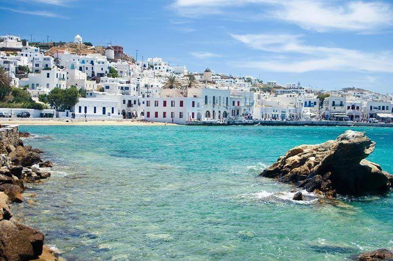 Le spiagge più belle di Mykonos, in Grecia