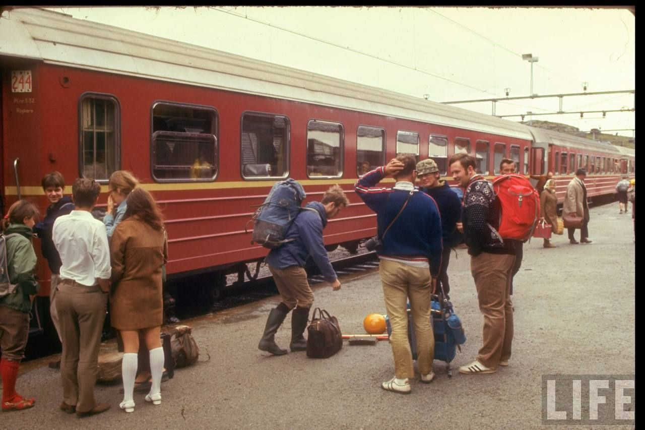 Euro Train Tripping In The Summer Of 1970 Train Travel Germany Castles European Tour