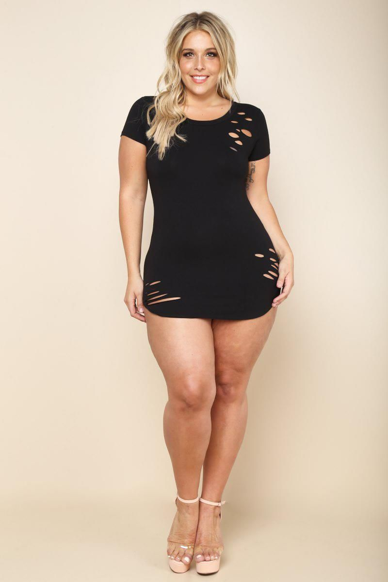 For a super sexy look, all you need is this Come-Hither plus size ...