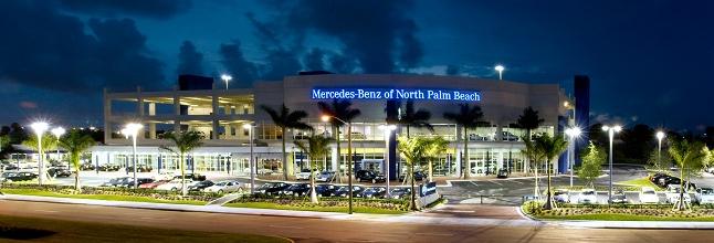 Mercedes Benz of North Palm Beach | North palm beach, Palm ...