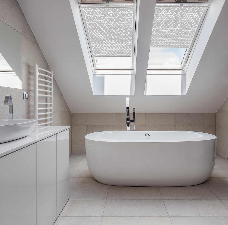 fakro design idea. 34 Attic Bathroom Ideas And Designs Fakro Design Idea