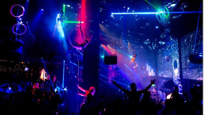 Light Nightclub At Mandalay Bay Las Vegas   Info@hrsvegas.com For Table  Reservations