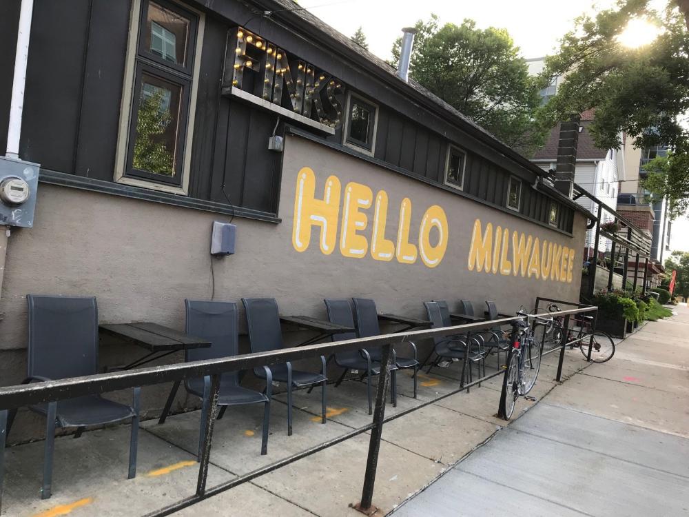 Pin By Small Business Milwaukee On Milwaukee Patio Outdoor Patio Milwaukee