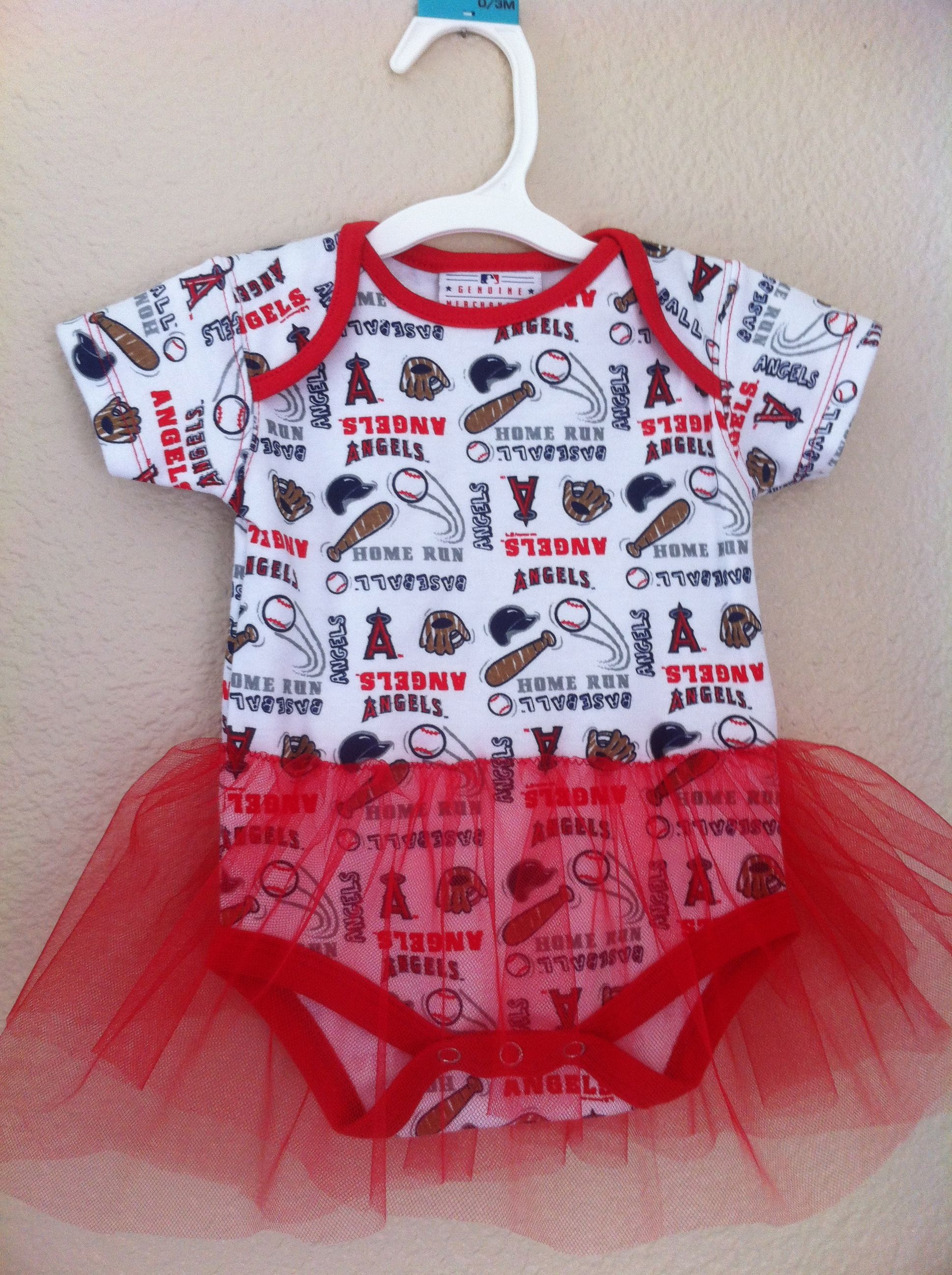 Angels baseball is for baby girls too!  af9480e2e