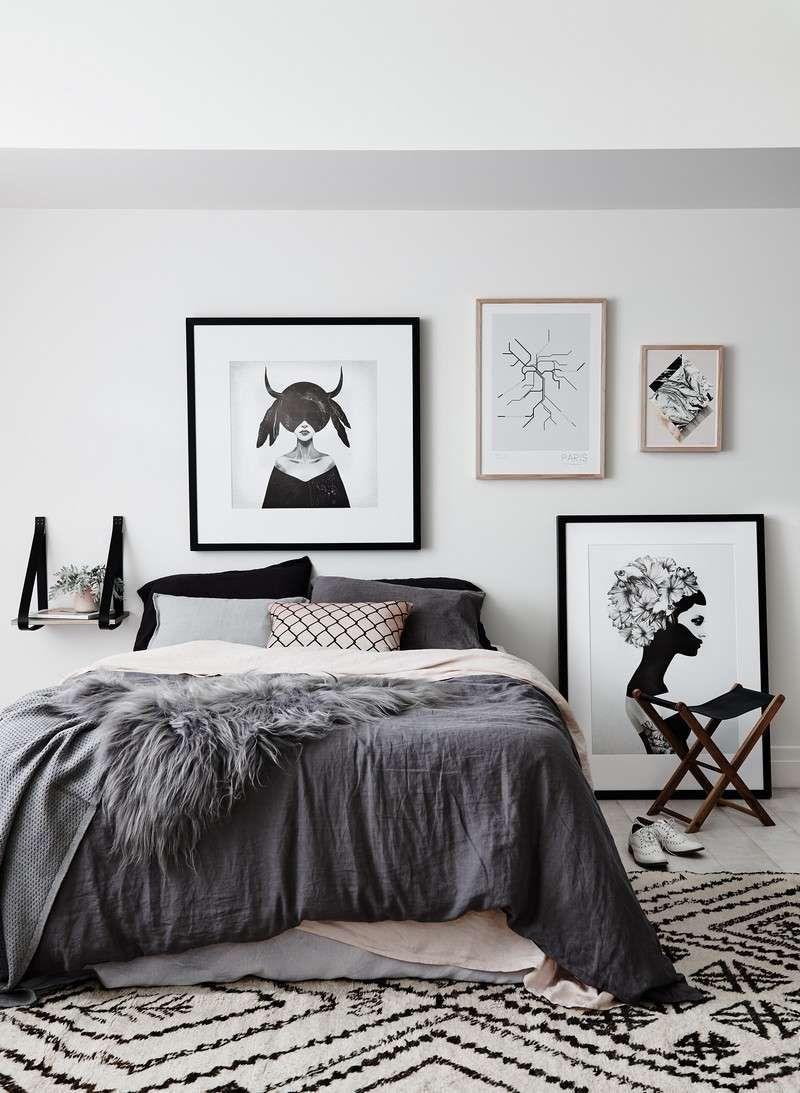 Chambre taupe pour un décor romantique et élégant ! | Flat ideas ...