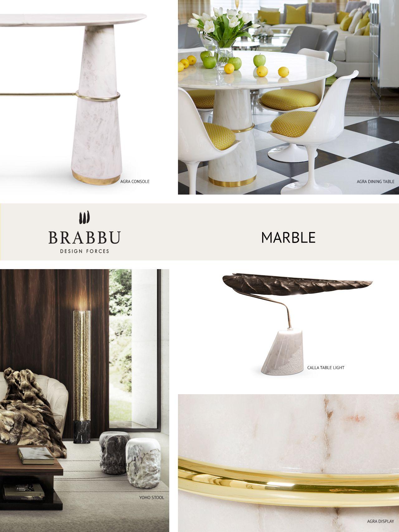 Top Materialien für Ihr modernes Wohndesign diesen Herbst | Mood ...