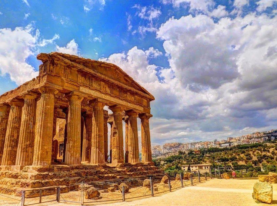 Valle Templi - Agrigento - Sicilia
