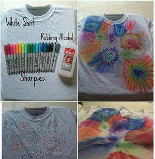 Tye~Dye shirts