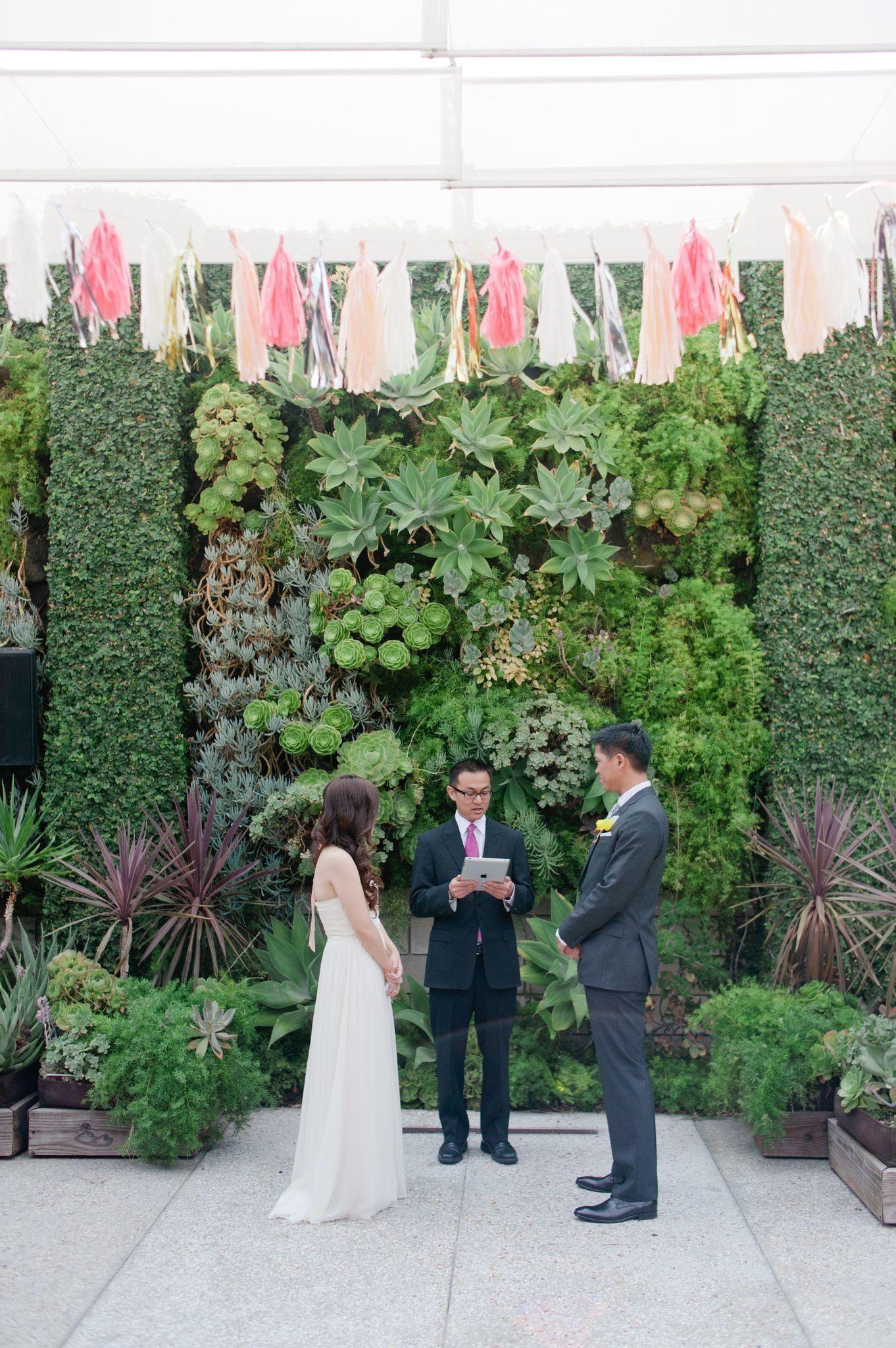 DIY Wedding at SmogShoppe