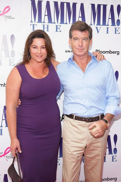 Pierce Brosnan In Universal Pictures Presents A Special Screening