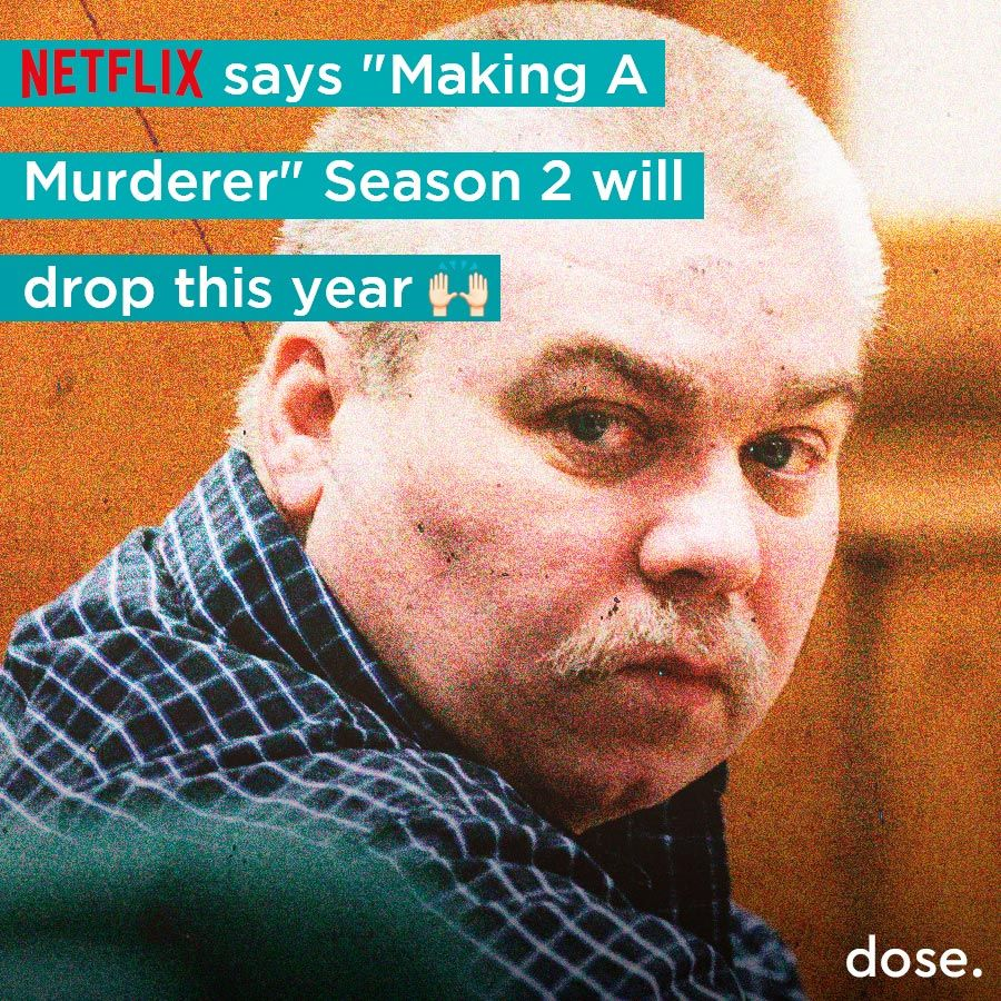 New Making A Murderer episodes will continue to follow Steven Avery and Brendan Dassey.