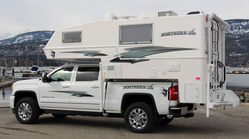 Tcm Exclusive 2018 Northern Lite 8 11 Ex Truck Camper